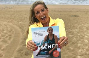 I am giving away 4 VIP trips to my 'BeachFit' book launch in Sydney!