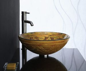 10 Best Images About Vessel Sinks On Pinterest Glass