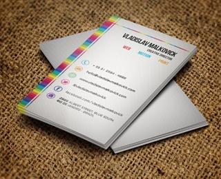 Creative Business Card 7 by Jorge Lima (via Creattica)