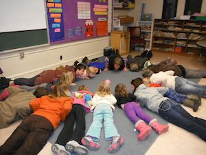 """Laura Pinger and Lisa Flook share their lessons from creating a """"kindness curriculum"""" for young students."""