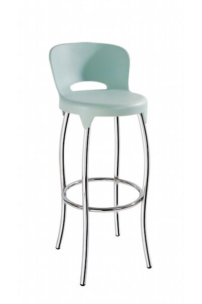 Bar/Kitchen stool with interchangeable seats and frames. Can be cut down to kitchen height. #chair #kitchen #bar #stool #decor #interior #chair #chaircrazy #southafrica