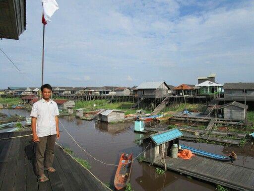 Kampung Muara Ohong, Danau Jempang