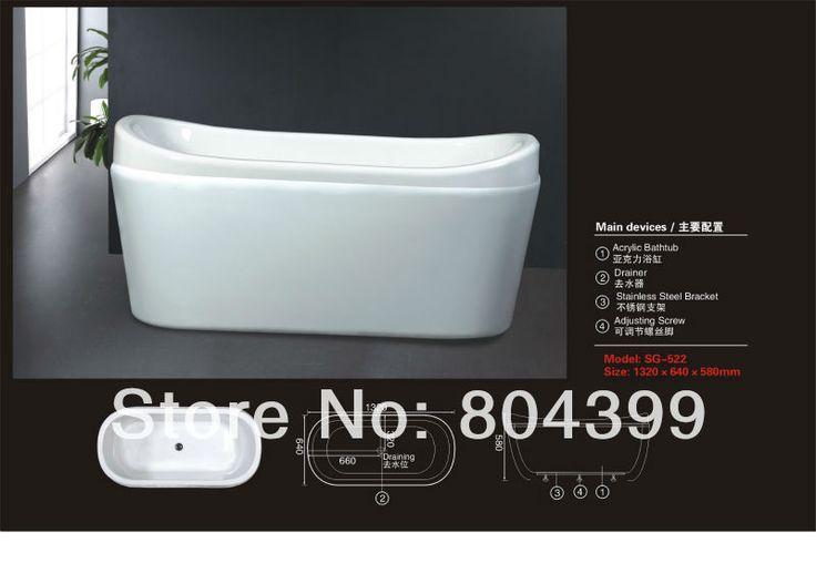 B522 Luxury Bath Towel Sets Small Thick Acrylic Bathtubs Small Oval Bathtub,harga  Bathtub Soaking