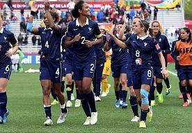 9-Jun-2015 21:52 - FRANSE VROUWEN TE STERK VOOR ENGELAND. Frankrijk is het WK vrouwenvoetbal in Canada sterk begonnen. De Haantjes versloegen in Moncton Engeland met 1-0. Le Sommer maakte na een klein…...