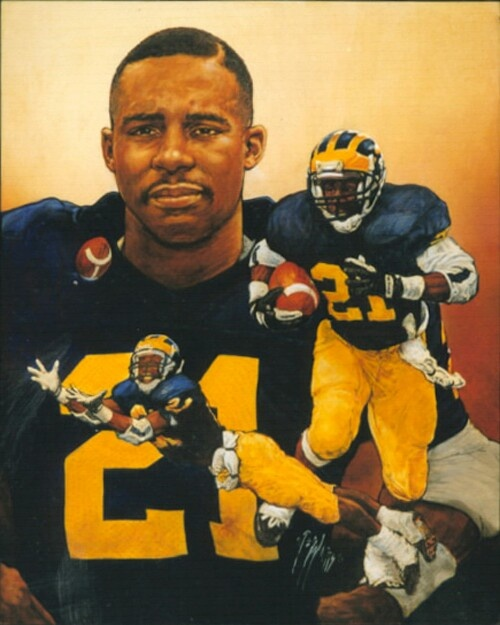 1991 Desmond Howard - Michigan