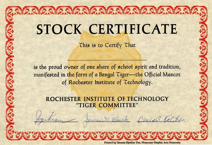 27 best SpiRIT the Tiger images on Pinterest Spirit, Big cats and - student council certificates