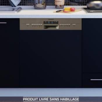 Lave vaisselle intégrable largeur 60 cm SIEMENS SN55M586EU, sur boulanger.fr