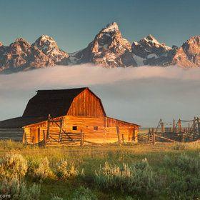 Grand Teton National Park, WY: Photos, Favorite Places, Barns Grand Teton, Barns Churches, Grand Teton National, Wyoming, National Parks, Photography