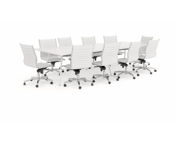OLG Team Boardroom Table – Dunn Furniture