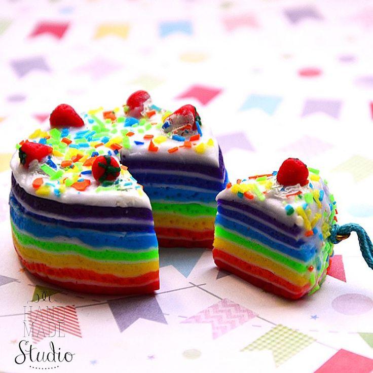 считаются картинки тортики из полимерной глины известный