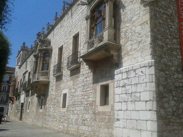 Burgos, una bella ciudad.