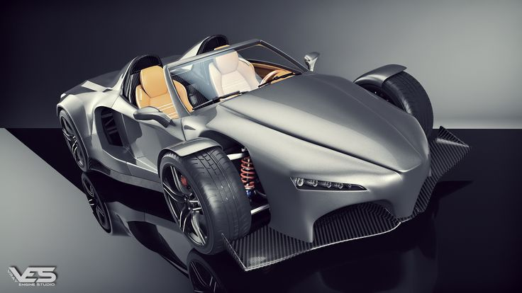 Concept Car   Freelancers 3D