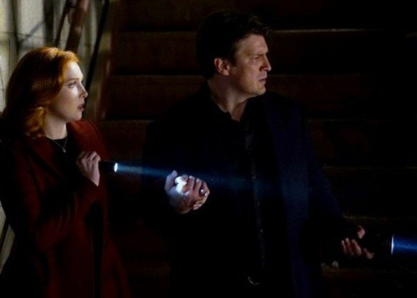 TV Ratings: Castle returned down from its winter finale, and Scorpion returned up from its last episode.  What did you watch last night?