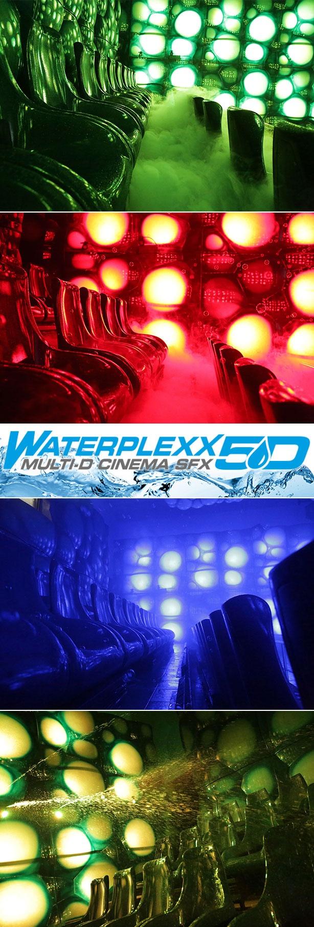 Waterplexx 5D // © 2012 Kraftwerk Living Technologies // www.kraftwerk.at