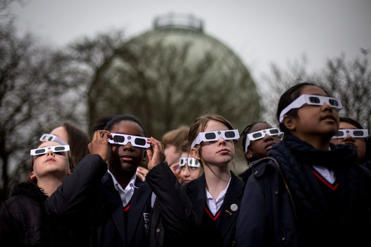 New York Today: How to Watch the Solar Eclipse
