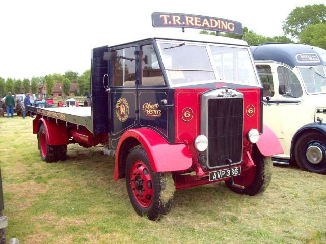 1938 Albion FT3 Flat Bed