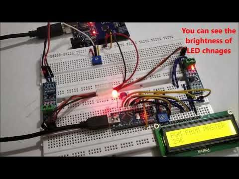 In this tutorial, we will learn about RS-485 Serial