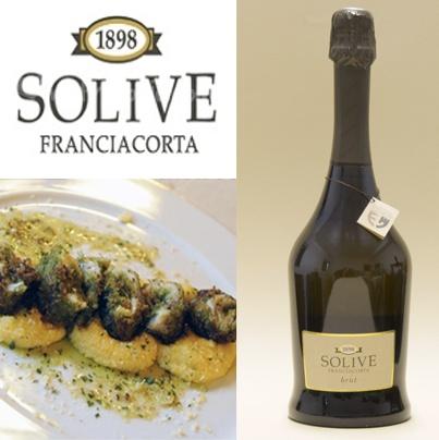 Tinca al forno ♥ Franciacorta  tested by Enoteca Castello