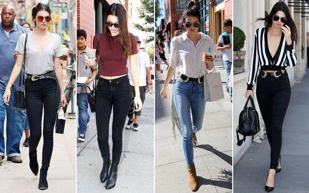 16 looks da Kendall Jenner para você se inspirar e arrasar com a calça de cintura alta - Moda - CAPRICHO