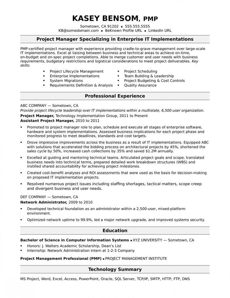 14 Supervisor Resume Format Phrase 14 Manager Resume