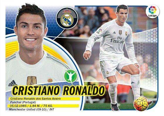 La Liga Cristiano Ronaldo