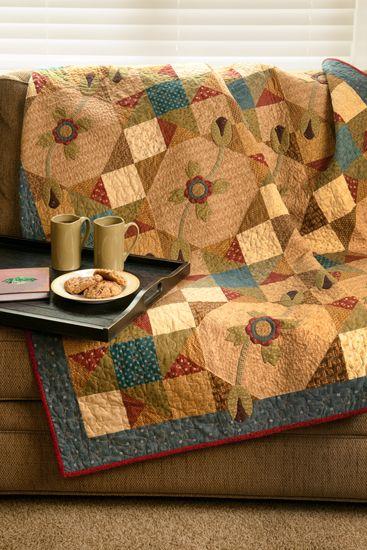Martingale - Scrap Quilts Go Country (Print version + eBook bundle)