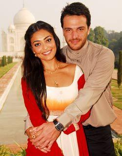 india telenovela raj | Novela Caminho das Índias: Raj se apaixona por Maya - Acontece ...
