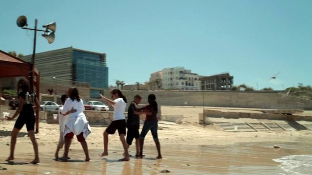 Dancing in Jaffa trailer #nywift