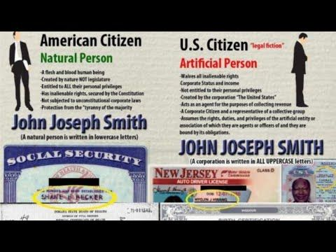Maritime and Admiralty Law, Language Deception & The Importance of Words | Video YouTube