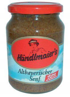 Händlmaier+Altbayerischer+Senf+335ml