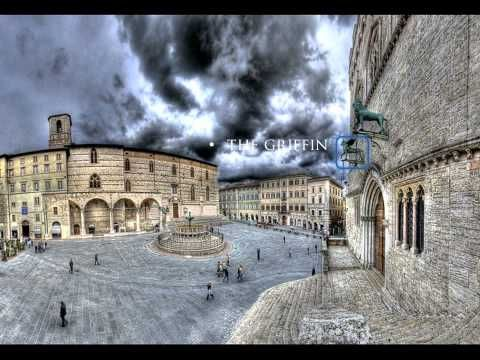 Perugia, Italy - YouTube