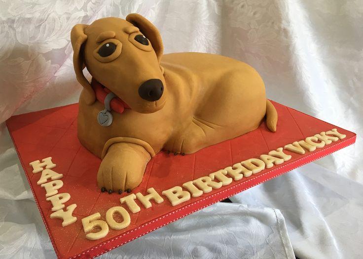 Sausage Dog Cake Decorations : 25+ best Dachshund Cake ideas on Pinterest Puppy cake ...