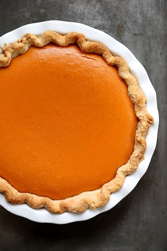 Dad's Perfect Sweet Potato Pie | { yummy - sweet } | Pinterest