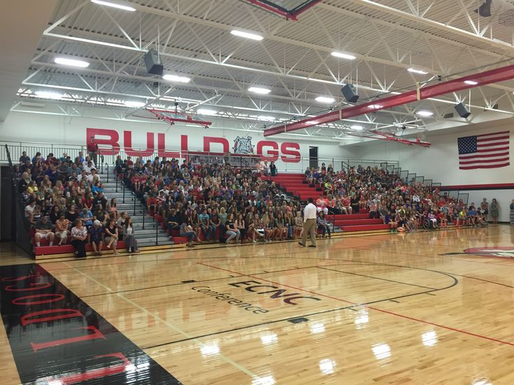 2015 AMS/AHS First day of school First day of school