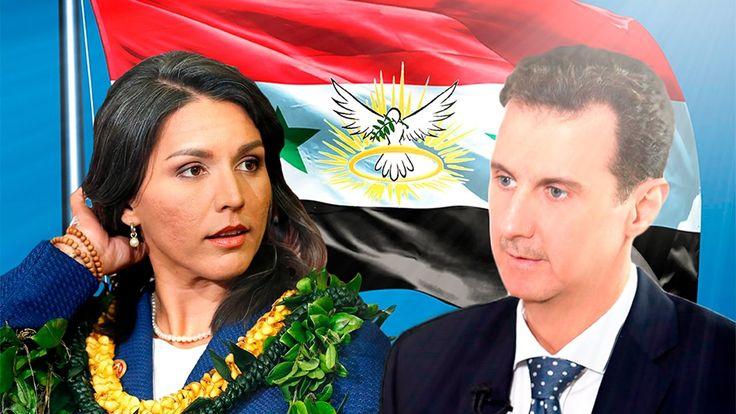 America financing Terrorists in Syria: Congress Woman Tulsi Gabbard On CNN