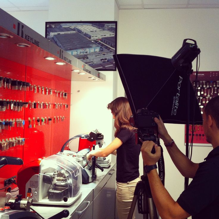 #Keyline Marketing Department working on a new video. Stay tuned on #KeylineTV!