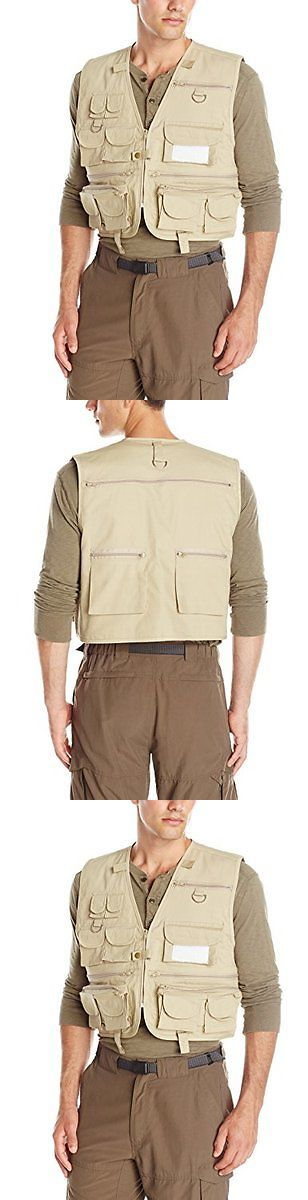 Vests 65982: Crystal River C R Fly Fishing Vest Tan X-Large Fishing Jackets And Vest, New -> BUY IT NOW ONLY: $41.53 on eBay!
