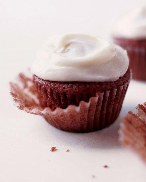 Red Velvet Cupcakes Recipe. With its distinct look, the popular cupcake is a top contender for favorite flavor.