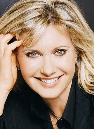 Olivia Newton-John born in England raised in Australia (Singer) known for her role in the movie version of Grease. Her prior music career and later is what she is best known for. I Honestly Love You, Have you Ever Been Mellow, Please Mister Please, Physical . . . . A breast cancer survivor who has brought breast cancer awareness to the forefront in Australia and the entire world.