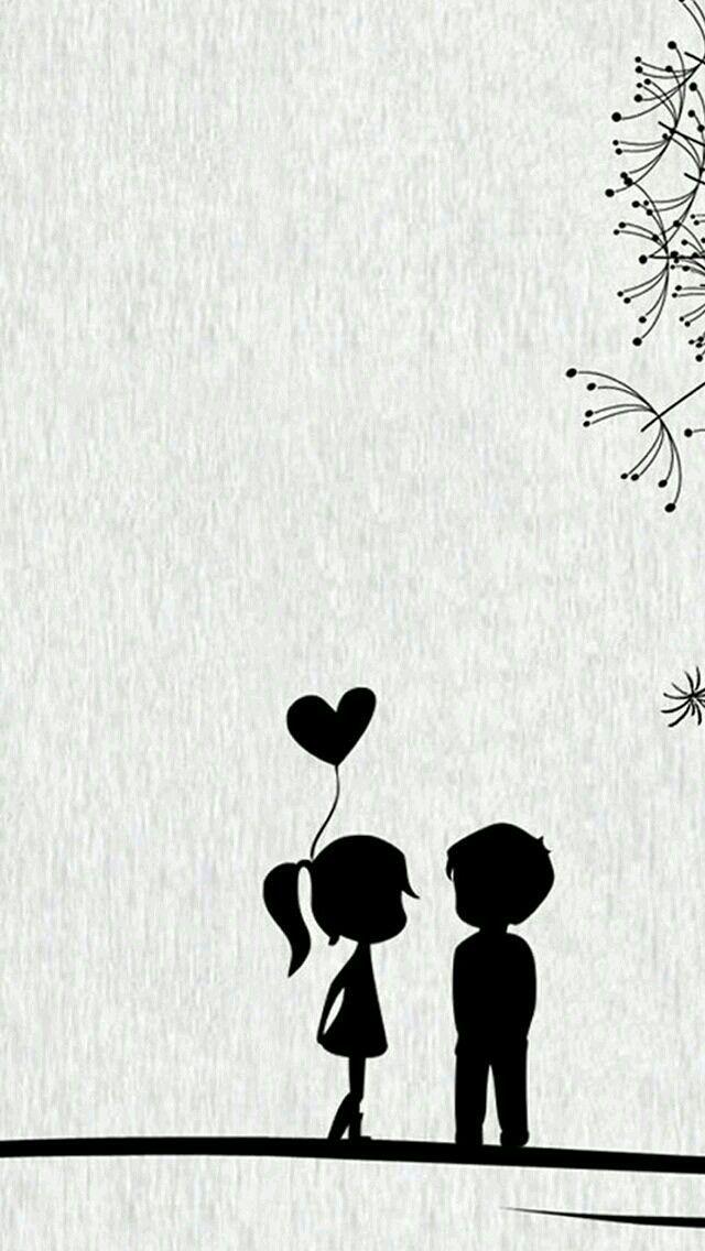 Request Cover I Close Couple Cute Couple Wallpaper Cute Cartoon Wallpapers Cute Couple Cartoon