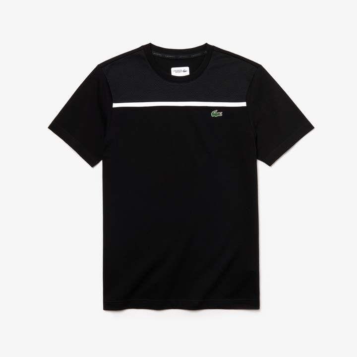 Men S Sport Ultra Light Cotton Tennis T Shirt Looks De Roupas Roupas Looks