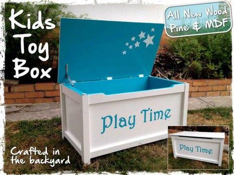 Childrens Toy Box