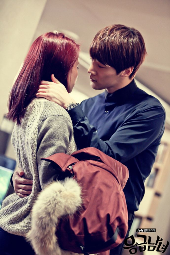 """Emergency Couple"" Episode 11 To 14 Stills 