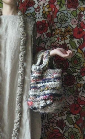 DANIELA GREGIS - grey bag!!