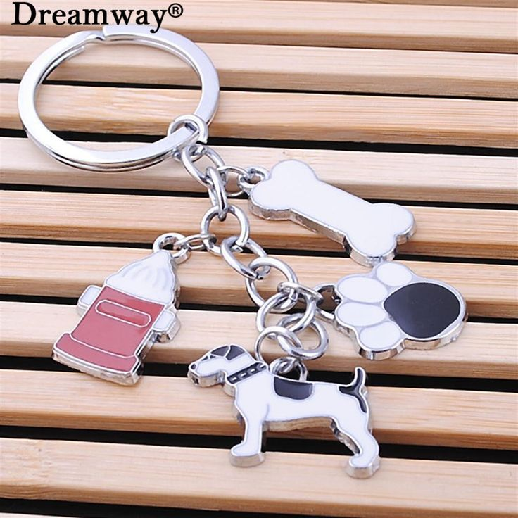 Lovely Dog Fashionable and High Quality Keychain //Price: $2.68 & FREE Shipping //     #hashtag2