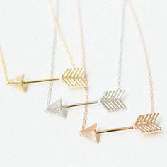 Apollo's Arrow Necklace