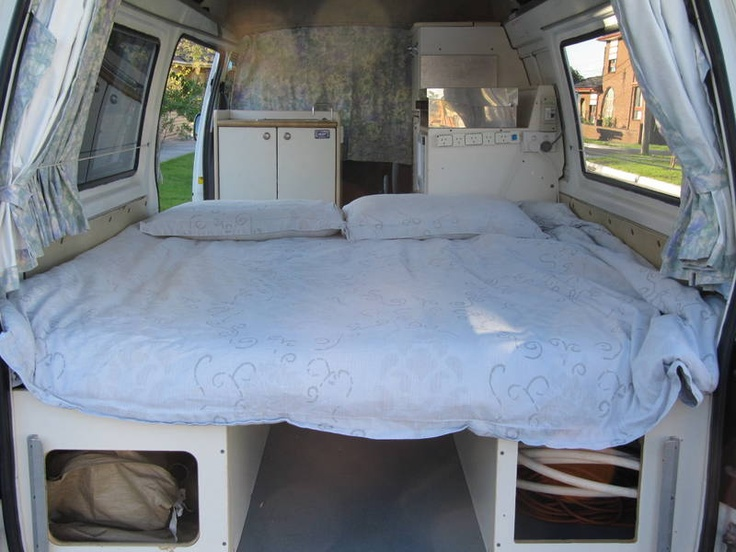 TOYOTA HIACE CAMPER VAN Pascoe Vale South Moreland Area image 7