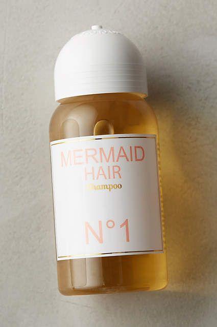 Mermaid Hair Shampoo - anthropologie.com ~ one of the best smelling shampoo's...