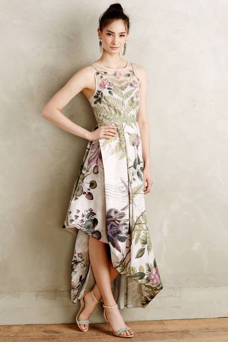 Azores Dress by Geisha Designs #anthropologie #AnthroFave