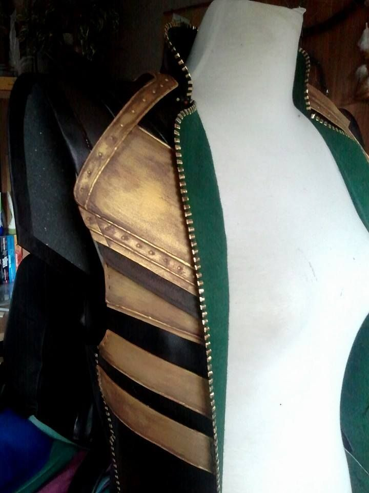 how to make a female loki costume
